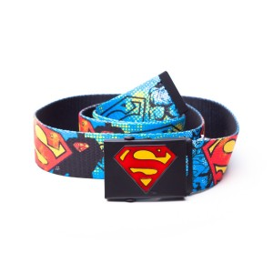 Ceinture Superman - Logo & Graffiti