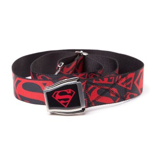 Ceinture Superman - Logo Allover