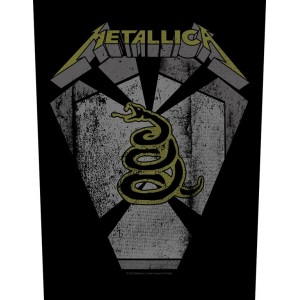Back Patch Metallica - Pit Boss