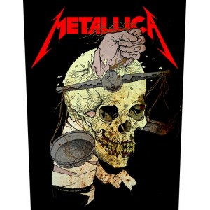Back Patch Metallica - Harvester Of Sorrow