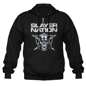 Sweat Zippé Slayer - Slayer Nation