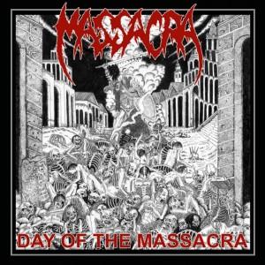 CD - Massacra - Day Of The Massacra