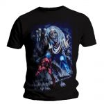 T-shirt Iron Maiden - Number Of The Beast Jumbo Tour 2014