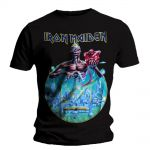 T-shirt Iron Maiden - 7th Son Tour 2014