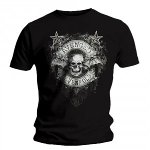 T-shirt Avenged Sevenfold - Stars Flourish
