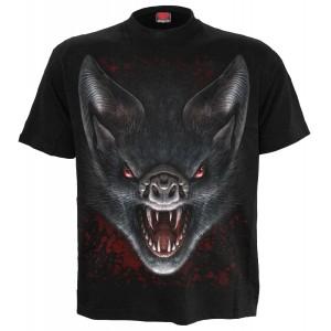 T-shirt Spiral - Vampire Bat