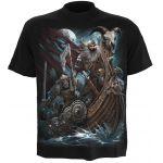 T-shirt Spiral - Viking Dead