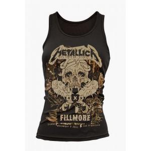 T-Shirt Metallica - Top Fillmore - Femme