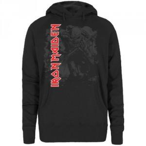 Sweat à Capuche Iron Maiden - High Contrast Trooper - Femme