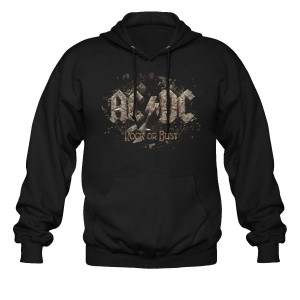 Sweat à Capuche AC/DC - Rock Or Bust