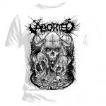 T-shirt Aborted - Necromancer
