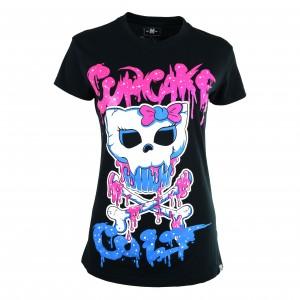 T-shirt Cupacke Cult - Kitty Cake - Femme