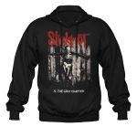 Sweat à Capuche Slipknot - 5 The Gray Chapter