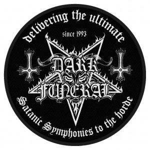 Patch Dark Funeral - Satanic Symphonies