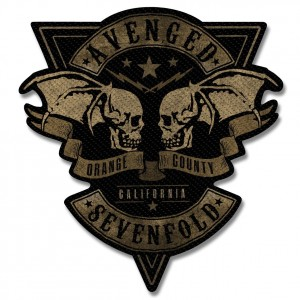 Patch Avenged Sevenfold - Orange County Cut Out