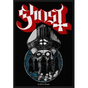 Patch Ghost - Warriors