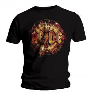 T-shirt AC/DC - Electric Explosion