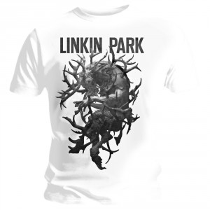 T-shirt Linkin Park - Antlers
