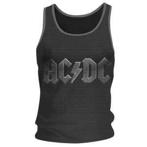 AC/DC sleeveless T-shirt - Highway Lightning
