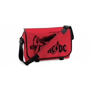 AC/DC messenger bag - For Those about to Rock