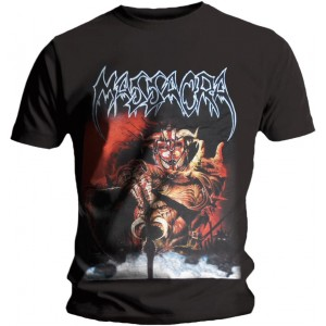 T-shirt Massacra - Eternal Hate
