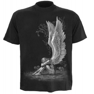 T-shirt Spiral - Enslaved Angel