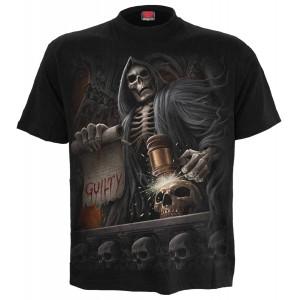 Spiral T-shirt - Judge Reaper