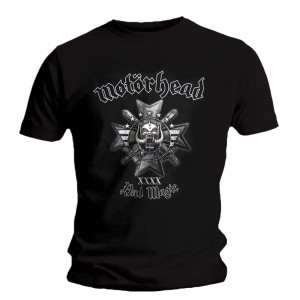 T-shirt Motorhead - Bad Magic