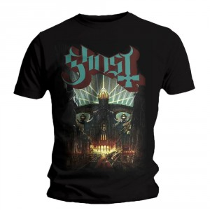T-shirt Ghost - Meliora
