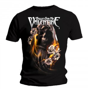 Bullet For My Valentine T-shirt - The Reaping