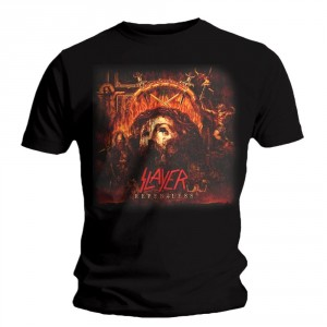 Slayer T-shirt - Repentless