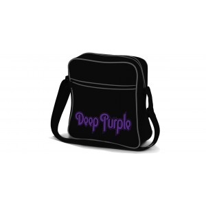 Sac Retro Deep Purple - Logo