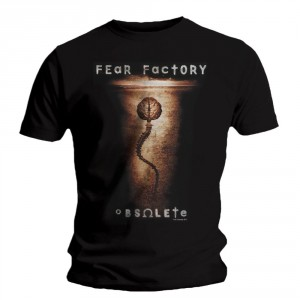 T-shirt Fear Factory - Obsolete