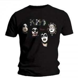 T-shirt Kiss - 1974
