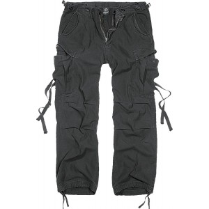M65 Vintage Trousers - Black