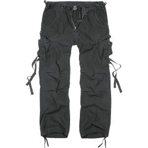 M65 Vintage Trousers - Black