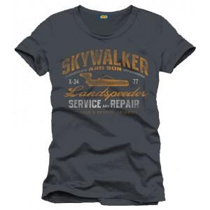T-shirt Star Wars - Landspeeder Service