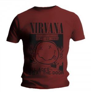 T-Shirt Nirvana - All Ages