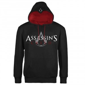 Sweat à Capuche Assassins Creed - Logo Red Trim