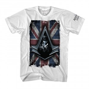 T-shirt Assassins Creed - Syndicate Flag