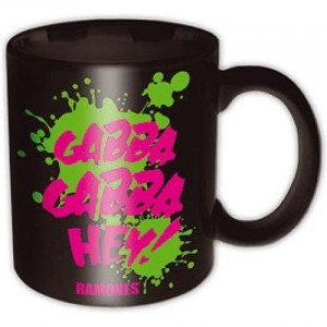 Mug Ramones - Gabba Gabba Hey