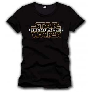 T-shirt Star Wars 7 - Logo