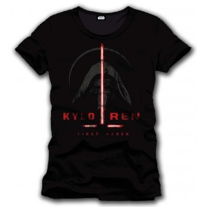 T-shirt Star Wars - Kylo Prayer