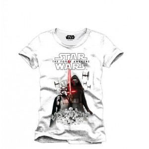 T-shirt Star Wars - Force Awakens