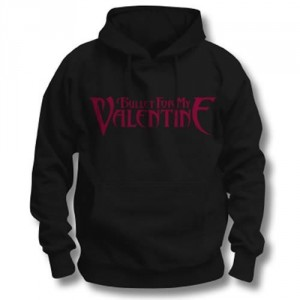 Sweat à Capuche Bullet For My Valentine - Logo
