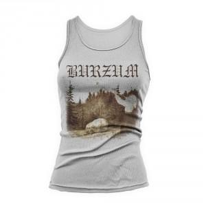 T-shirt Burzum - Filosofem - Femme