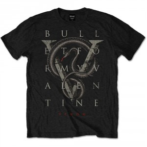 T-shirt Bullet For My Valentine - Venom