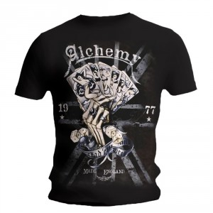 T-shirt Alchemy - Read'em And Weep