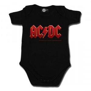 Body AC/DC - Logo Rouge