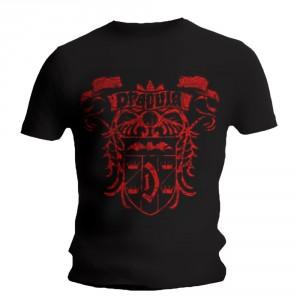 T-shirt Dracula - Dracula Crest